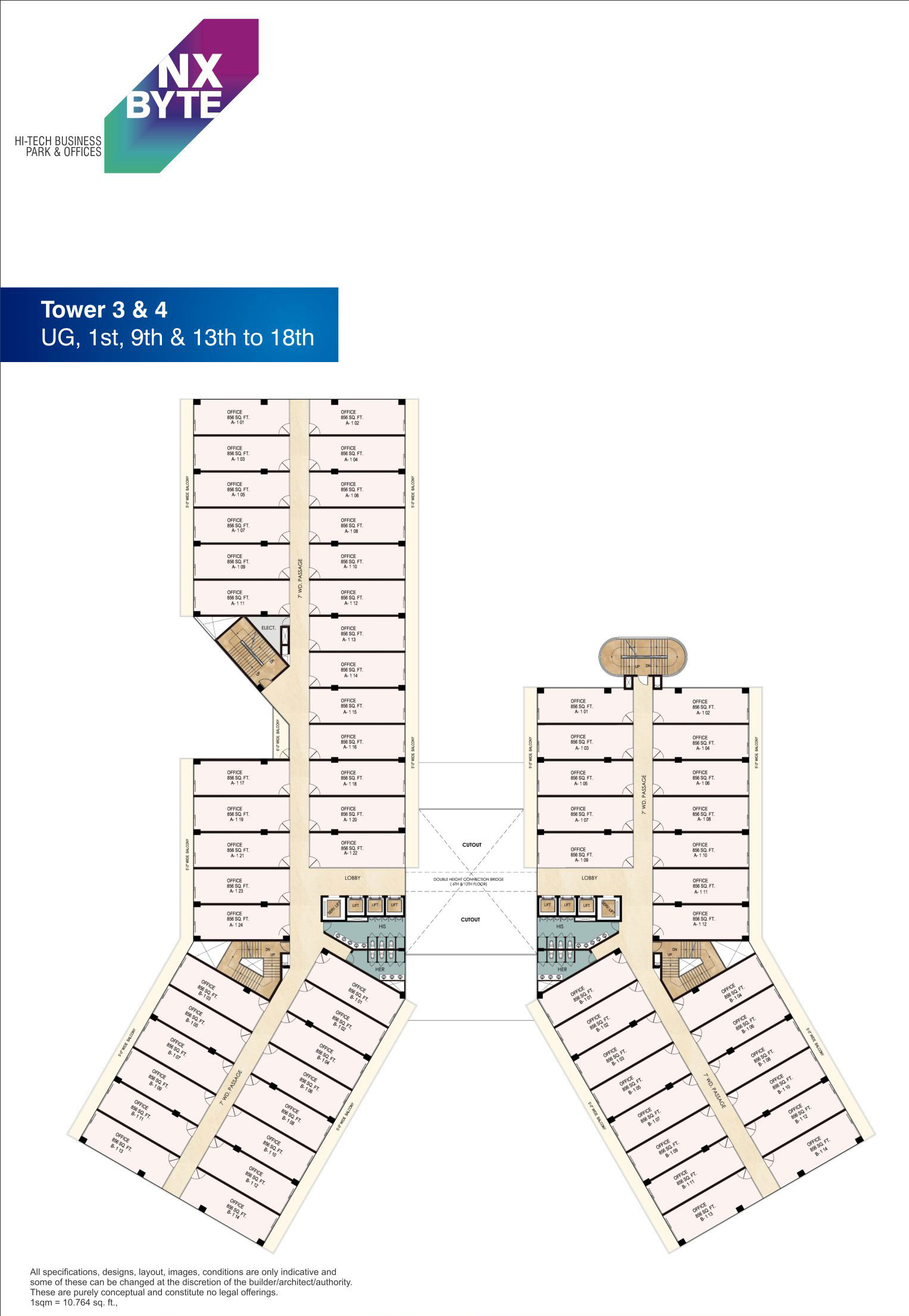 gaur city centre mall floor plan